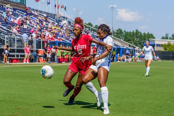 190922 Duke vs NCSU Women's Soccer 1358
