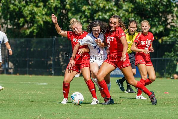 190922 Duke vs NCSU Women's Soccer 1432