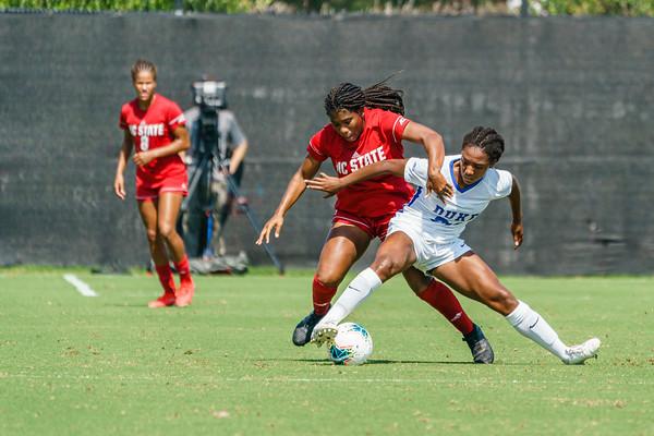 190922 Duke vs NCSU Women's Soccer 0482