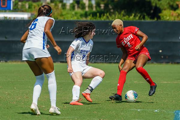 190922 Duke vs NCSU Women's Soccer 1379