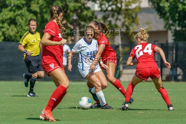 190922 Duke vs NCSU Women's Soccer 1409