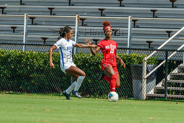 190922 Duke vs NCSU Women's Soccer 1384