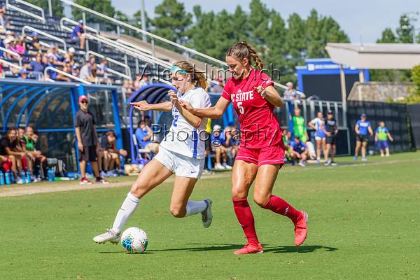 190922 Duke vs NCSU Women's Soccer 1370