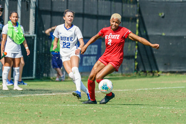 190922 Duke vs NCSU Women's Soccer 1450
