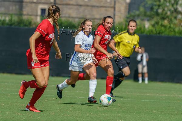 190922 Duke vs NCSU Women's Soccer 1407