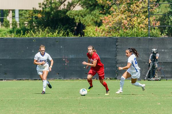 190922 Duke vs NCSU Women's Soccer 0492