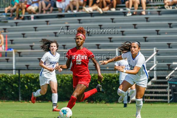 190922 Duke vs NCSU Women's Soccer 1391