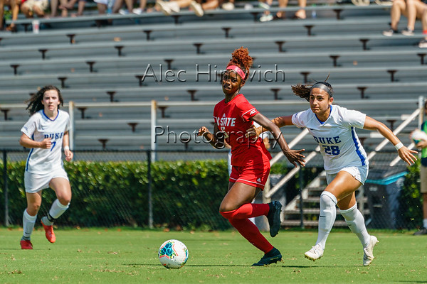 190922 Duke vs NCSU Women's Soccer 1389