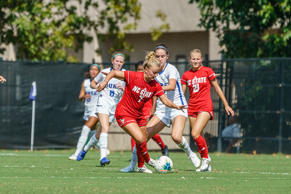 190922 Duke vs NCSU Women's Soccer 1444