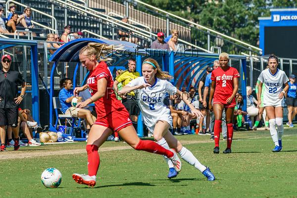 190922 Duke vs NCSU Women's Soccer 1413