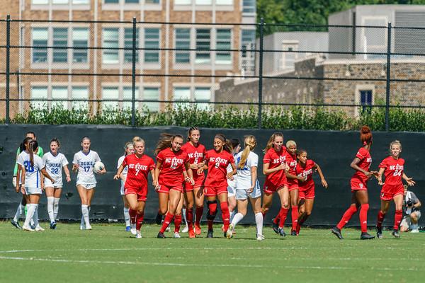 190922 Duke vs NCSU Women's Soccer 1439