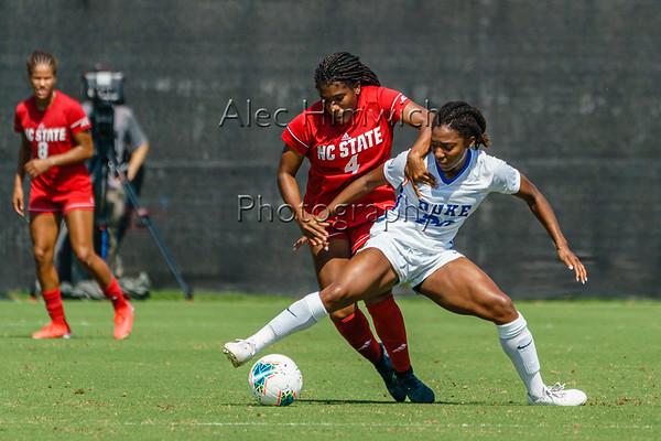 190922 Duke vs NCSU Women's Soccer 1381