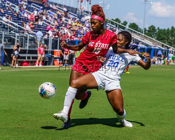 190922 Duke vs NCSU Women's Soccer 1359