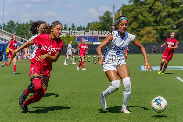 190922 Duke vs NCSU Women's Soccer 1365