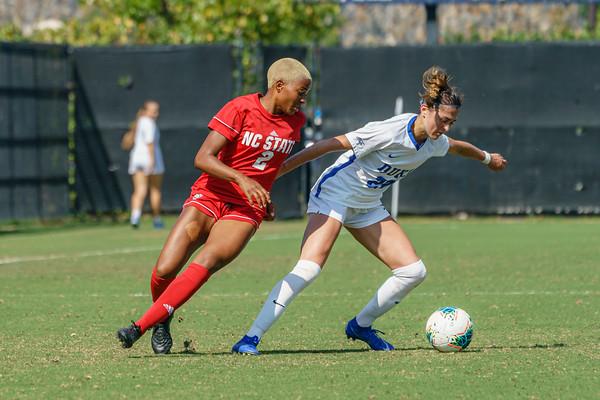 190922 Duke vs NCSU Women's Soccer 1464
