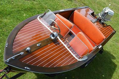 1953 Carver boat
