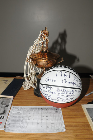 1961 Golden Anniversary North Wilkes State Champs