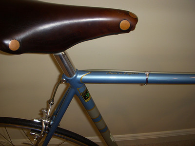 1974 Raleigh Professional Road Bike