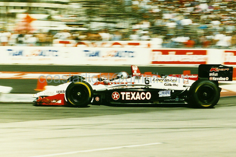 Michael Andretti - 1995 Long Beach GP