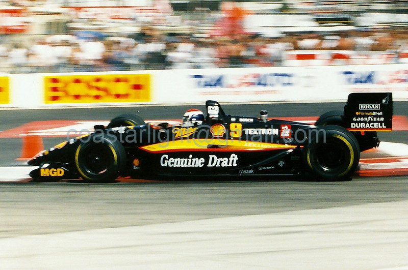 Bobby Rahal - 1995 Long Beach GP