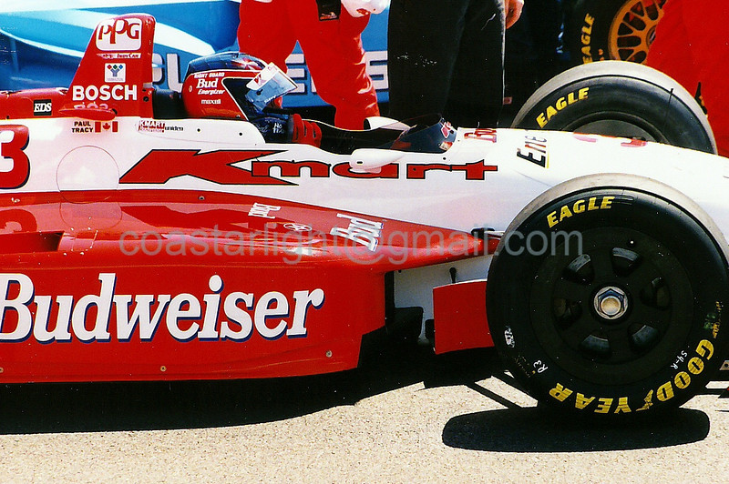 Paul Tacy - 1995 Long Beach GP
