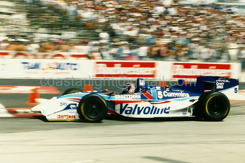 Robby Gordon - 1995 Long Beach GP