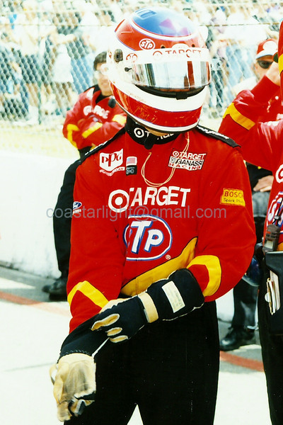 Jimmy Vasser - 1995 Long Beach GP