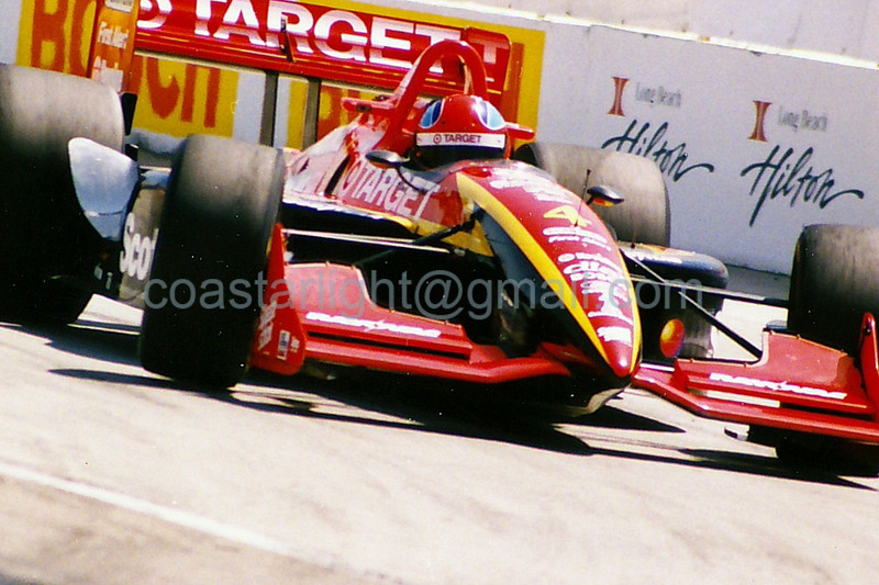 Bryan Herta - 1995 Long Beach Grand Prix, turn 4