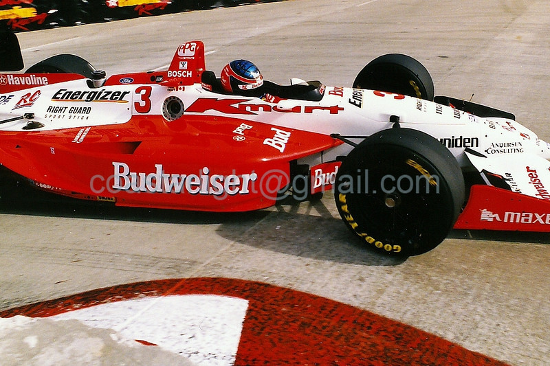 Paul Tracy - Long Beach GP, hairpin