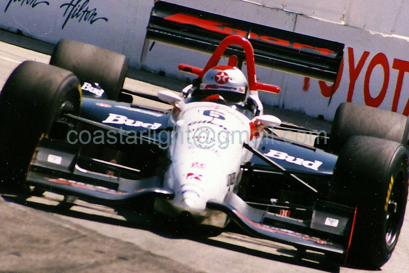 Michael Andretti - 1995 Long Beach Grand Prix, turn 4