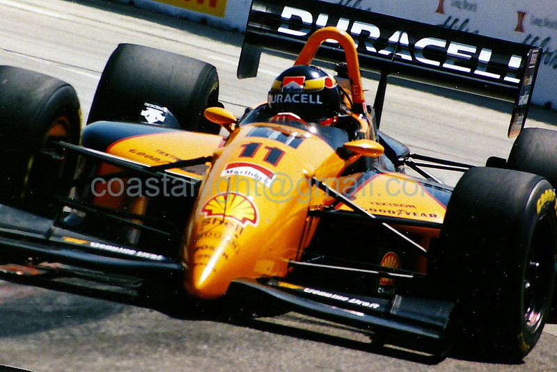 Raul Boesel - 1995 Long Beach Grand Prix, Turn 4
