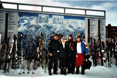 1996 Breckenridge Skiing