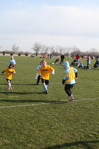 1st Grade Soccer Spring 2008