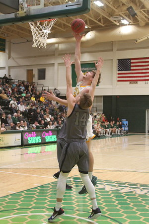 2-10-18 Colorado Christian mens hoops @ BHSU