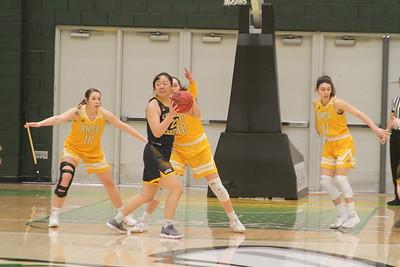 2-10-18 Colorado Christian womens hoops @ BHSU