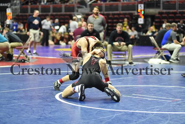 2-16 State wrestling