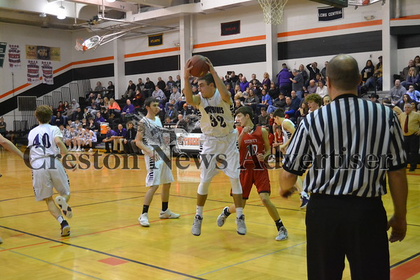 2-21 NV-Sidney and SWV-Bedford district boys basketball