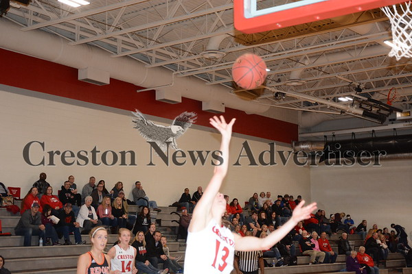 2-5 Creston-Red Oak basketball