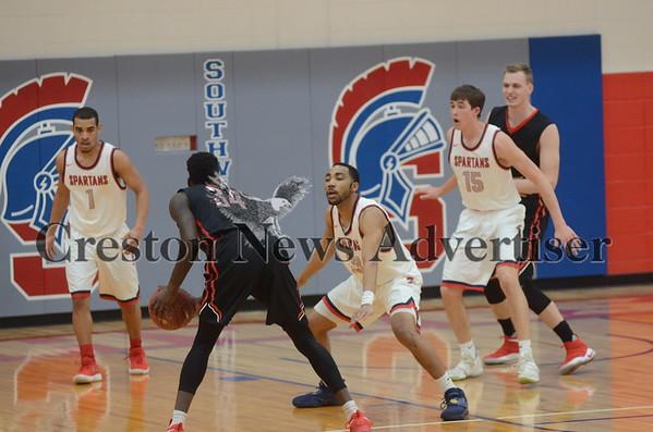 2-7 SWCC-NECC men's basketball