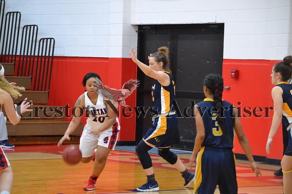 2-8 SWCC-Graceland women's basketball