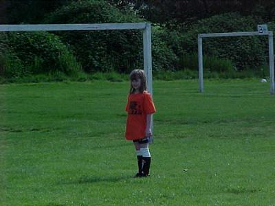2000 Melissa's 1st Soccer Season