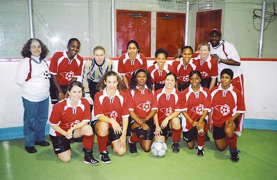 BAS FIREBALL at Lakemount Sportsworld Tournament in Grimsby, ON.  Dec 27/02