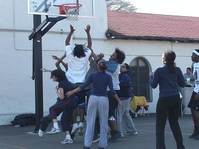 Student vs. Staff Basketball Game
