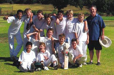 2003/04 Juniors