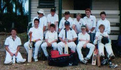 U/14's Premiership Team