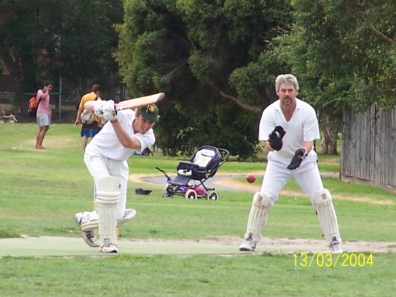 Lee Cassidy 107<br /> D Synthetic v Burwood Uniting Canterbury<br /> Grand Final <br /> 13th March 2004