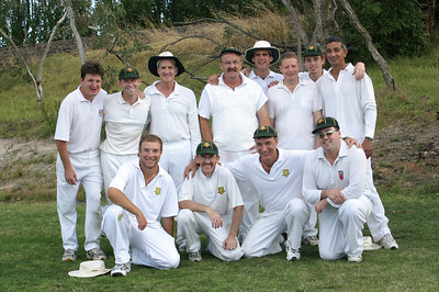 2003/2004  Third XI Grand-Final D Synthetic