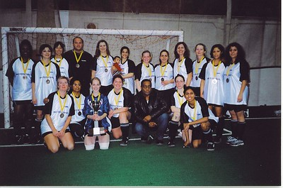 FALL INDOOR DIVISION II CHAMPIONS - SNOWBALL STRIKERS
