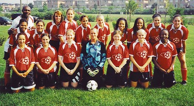 BAS FIREBALL - KICKS FOR CANCER TOURNAMENT - Aug '03