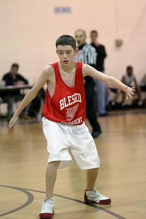 2004-2005 CYO Basketball